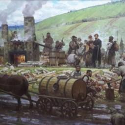 Выставка «Между Волгой и Уралом»