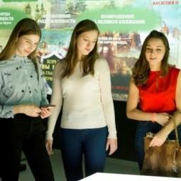 Весенний фестиваль в историческом парке «Россия-Моя история» 2019