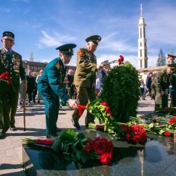 День Победы в казанском парке Победы 2019