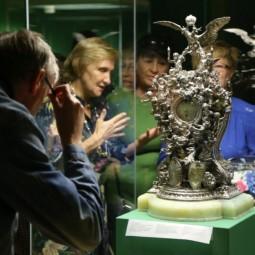 Выставка «Царские дары»