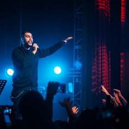 Концерт Jah Khalib 2019