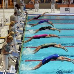 Чемпионат России по плаванию на короткой воде 2018