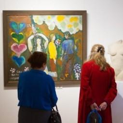 Выставка «После «оттепели». Искусство 1970 – 1980-х годов»