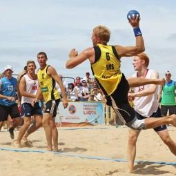 Чемпионат мира по пляжному гандболу 2018