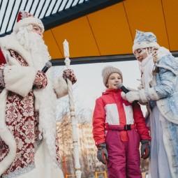 Зима в парках Казани 2019/20