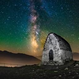 Фотовыставка Тимура Агирова «Горы. Небо. Ингушетия»