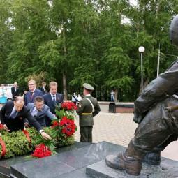 День Победы на станции Юдино 2018