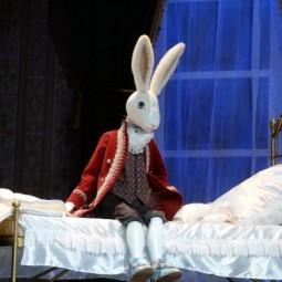 Спектакль «Удивительное путешествие кролика Эдварда» 2018