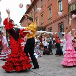Фестиваль испанской культуры «Окно в Испанию» 2018