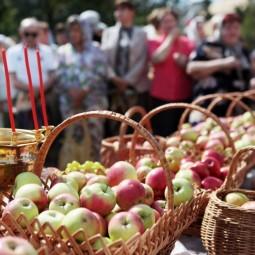 Праздник «Яблочный спас» 2019