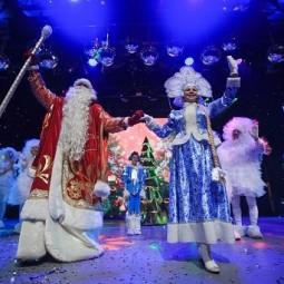 Шоу «Инстаграм Дедушки Мороза» 2020