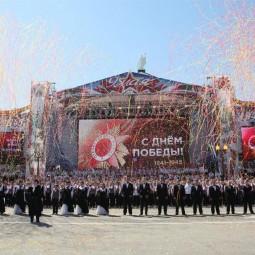 День победы в Казани 2018