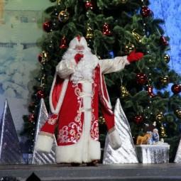 Новогоднее мероприятие «Рождественская ёлка» 2017/18