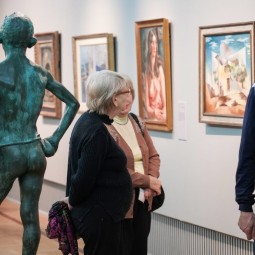 Выставка «Матисс. Пикассо. Шагал. Искусство Западной Европы 1910-1940-х годов в собрании Эрмитажа»
