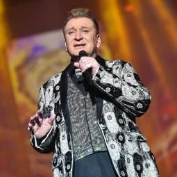 Концерт Сергея Пенкина 2020