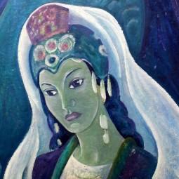 Программа «Женские образы в творчестве Ахсана Фатхутдинова» 2020