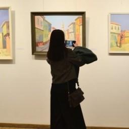 Выставка «На пути к бесконечности»