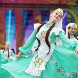 Татарский народный праздник «Гусиное перо» 2017