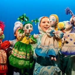 Кукольный спектакль «Хаврошечка»