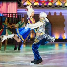 Ледовый спектакль «Новые Бременские музыканты на льду» 2018