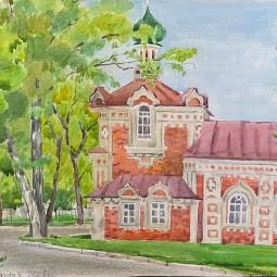 Выставка-продажа картин «Казань, которой уже нет…»