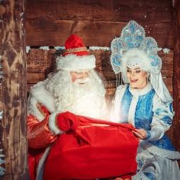 Спектакль «Новые приключения Фомы и Еремы у новогодней елки» 2018
