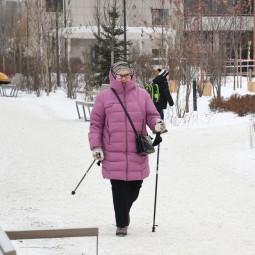 Бесплатные тренировки по скандинавской ходьбе 2020