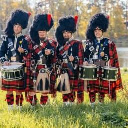Концерт «Легенды Ирландии и Шотландии. Волынки и орган» 2019