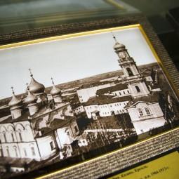 Июнь в Музее истории Благовещенского собора 2019