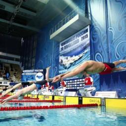 Чемпионат России по плаванию 2017