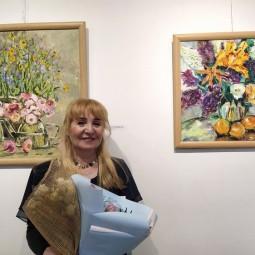 Выставка Мили Нуруллиной
