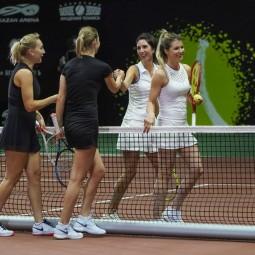 «Кубок мира и добра» по теннису 2020