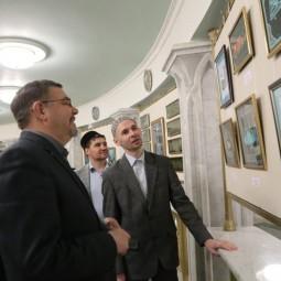 Выставка «Искусство Шамаиля: традиции и новации»