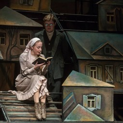 Спектакль «Скрипач на крыше»