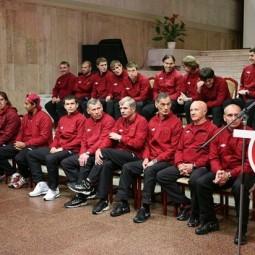 Встреча «Рубина» с болельщиками 2018