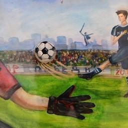 Футбольная ночь в «Хазинэ» 2018