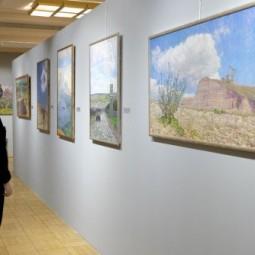Выставка «Коллекция картин о Родине»