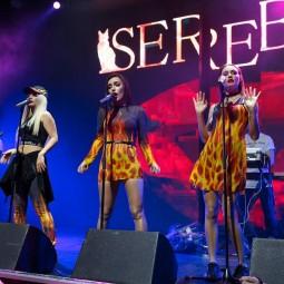 Концерт группы «Serebro» 2018