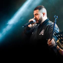 Концерт Jah Khalib 2018