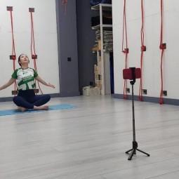 Онлайн-тренировки в рамках проекта «Зеленый фитнес» 2020