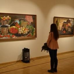 Выставка «Мир художника в деталях»