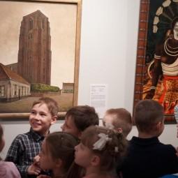 Международный день защиты детей в Центре «Эрмитаж-Казань» 2020
