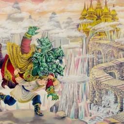 Выставка Фариды Хасьяновой «Живопись. Графика»