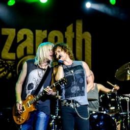 Концерт группы «Nazareth» 2020