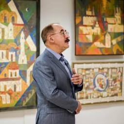 Творческая встреча с художником Валиуллиным Фаритом 2020
