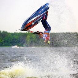 Чемпионат России по аквабайку 2019