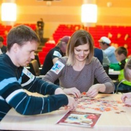 Kazan puzzle family Day 2019