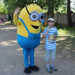 День защиты детей в Казанском зооботсаду 2019