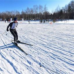 Соревнования по лыжным гонкам 2019
