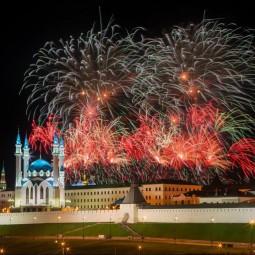 День Победы в «Казанском Кремле» 2021